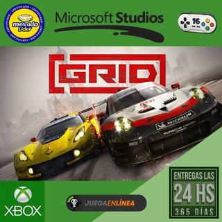 Grid Xbox One Modo Local