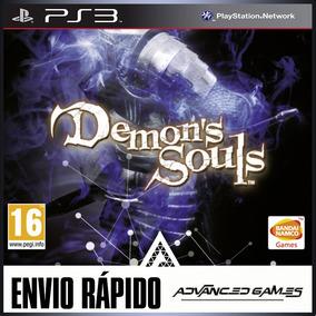 Demons Souls - Jogos Ps3 Midia Digital