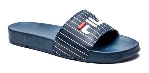 Chinelo Fila Slide Drifter Basic Masculino Original