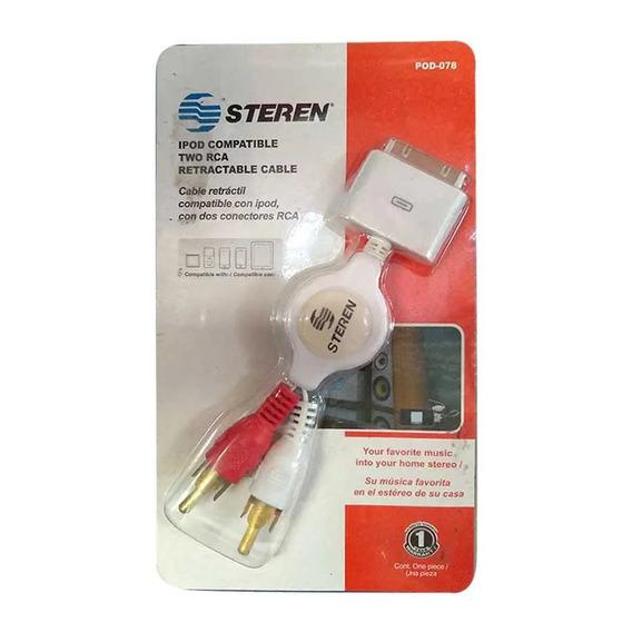 Cable Retráctil Para iPod Nuevo Oferta