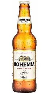 Cerveza Bohemia Pilsen Porron 355ml
