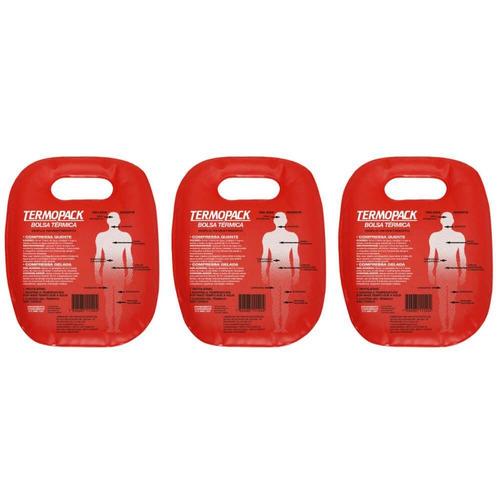 Termogel Bolsa De Gel Termopack (kit C/03)