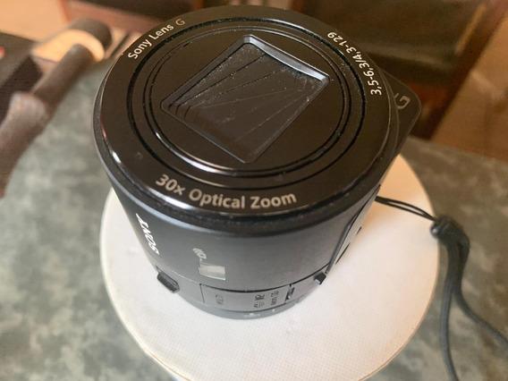 Câmera Sony Qx30 30x Zoom Android/ios