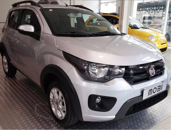 Fiat Mobi $50.000 Y Cuotas $4631 Entrega Direct F-
