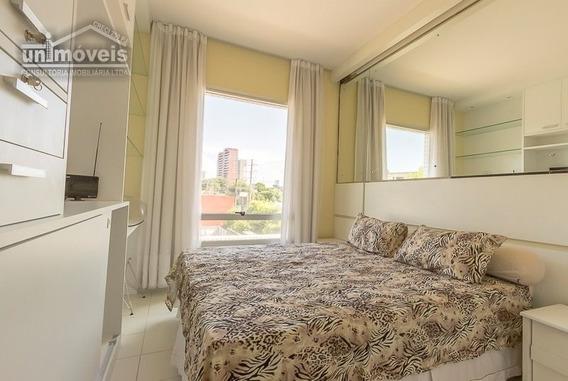 Flat Mercure Mobiliado Para Locação- Avenida Recife Manaus - Flat - 3387714