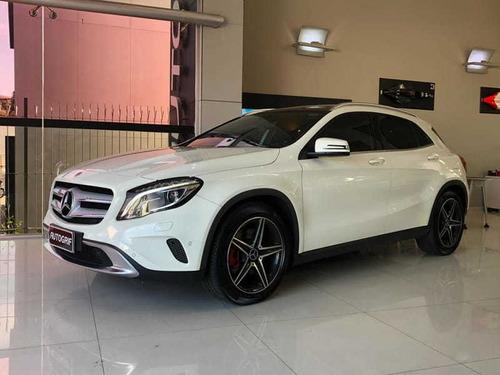 Mercedes-benz Gla 250 2.0 16v Turbo Gasolina Vision 4p
