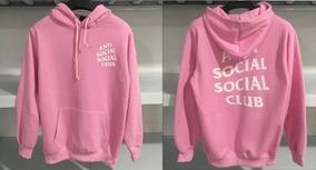 Blusa De Frio Anti Social Social Club Super Promoção
