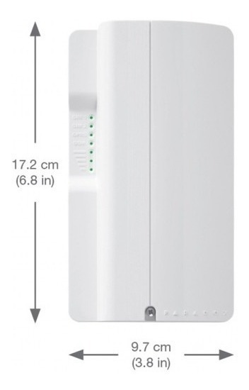 Módulo Gprs Paradox Pcs250g + Antena