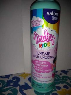 Crema Multifuncional Multy Kids De Salon Line