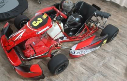 Karting Swiss Hutless Impecable