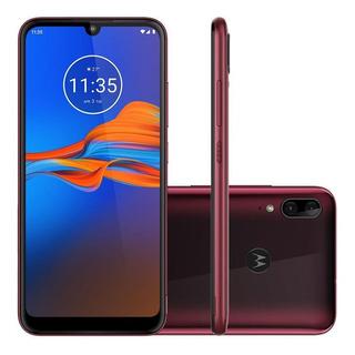 Smartphone Motorola Moto E6 Plus 64gb 4g Tela 6,1 Polegadas