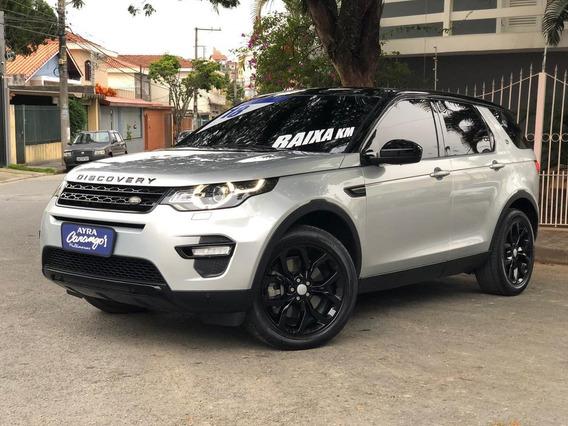 Land Rover Discovery Sport Hse 2.0 4x4 Aut. - Prata - 20...