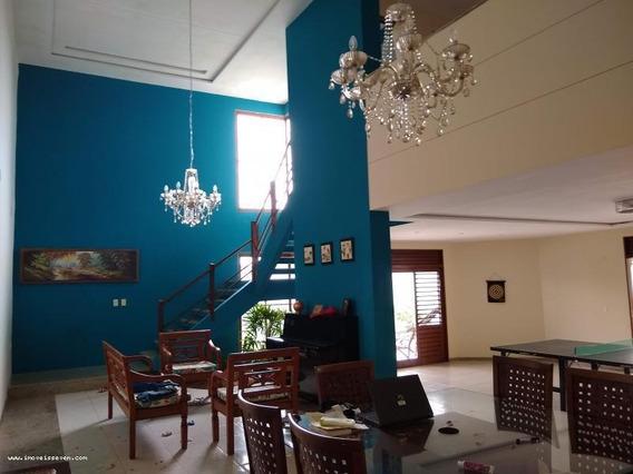Casa Para Venda Em Natal, Candelária, 4 Dormitórios, 4 Suítes, 7 Banheiros, 6 Vagas - _1-1128052