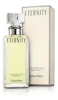Perfume Eternity Dama De Calvin Klein Edp 100ml Nuevo