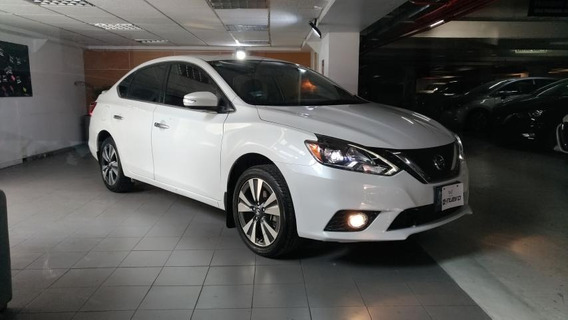 Nissan Sentra Sedan 4p Exclusive L4/1.8 Aut Nave