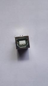 Conector Usb Tipo B Femea Pci Impressora Envio R$ 11,00
