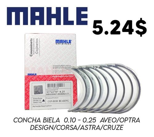Concha Biela Aveo Optra Desing Corsa 0.10-0.25 Gm 28208511