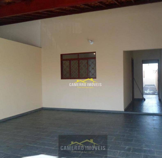 Casa Com 2 Dormitórios Para Alugar No Planalto Do Sol Ii, Sbo/sp Valor R$850,00 - Ca2180