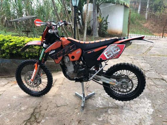 Ktm Exc 450 2007