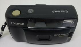 Máquina Fotográfica Canon Prima Junior S - No Estado