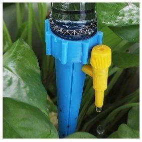 Kit 4 Pçs * Irrigador Por Gotejamento Para Vasos E Jardim
