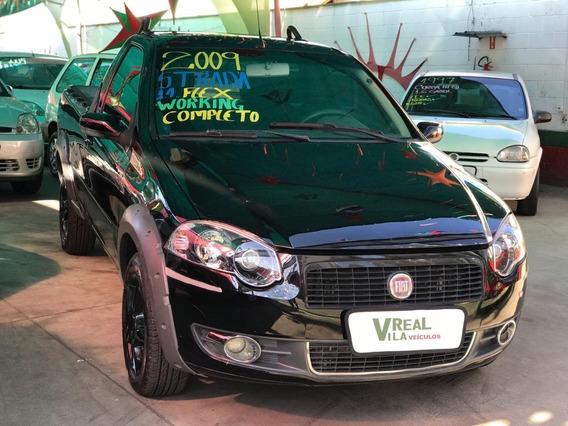 Fiat Strada 1.4 Mpi Trekking Cs 8v Flex 2p Manual