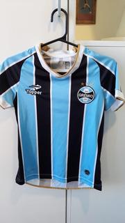 Camisa Futebol Grêmio Feminina 2013