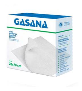 Gasas Esteriles 20x20 - 1 Caja