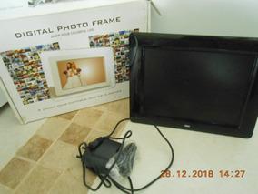 Digital Photo Frame - Porta Retrato Digital 7 - Modelo 2015