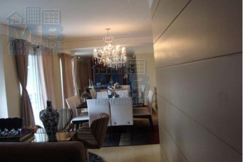 Apartamento Residencial À Venda, Santo Amaro, São Paulo - . - Ap0589