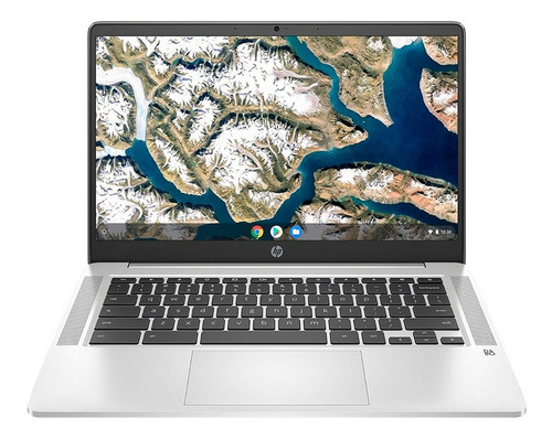 Notebook Chromebook Hp Pentium N5000 4gb 64gb Chrome Os 14'