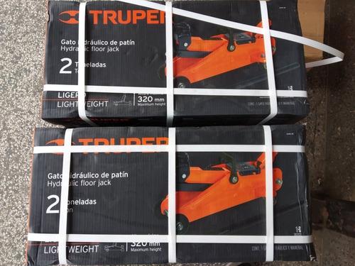 Gata Lagarto Truper 2 Ton 14944