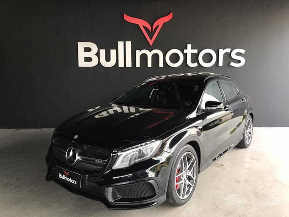 Mercedes-benz Gla 45 Amg 2.0 16v Turbo 4p