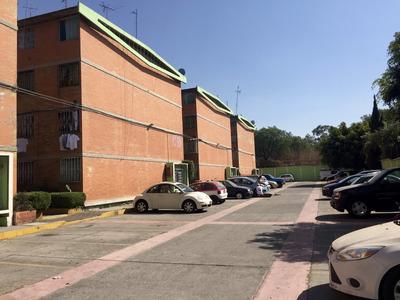 Renta Bonito Departamento Dentro De Unidad Habitacional
