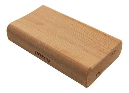 Imagen 1 de 2 de Taco Para Radiar Trastera Bifaz Hosco Twsb-1 184-241 Luthier
