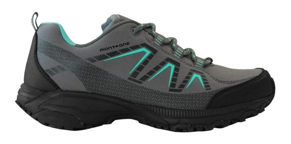 Zapatillas Montagne Ecoalps Mujer -oferta- Gran Parana