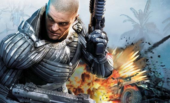 Game Pc Crysis Wars Dvd-rom