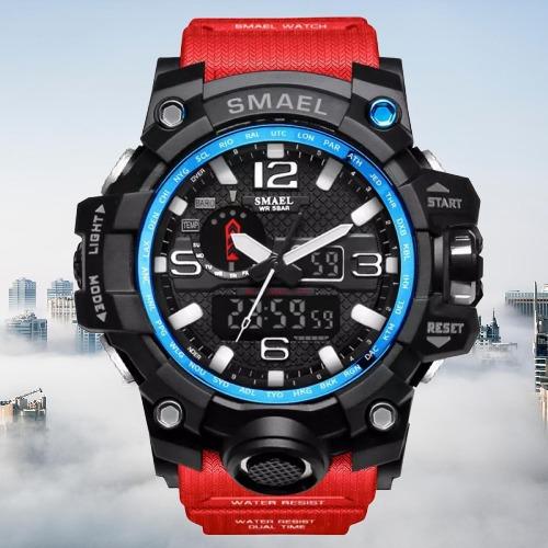 Relógio Masculino Barato Smael