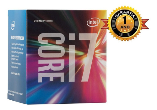 Processador Intel Core I7 3770 3.4 Ghz Lga 1155 Gar. 1 Ano.