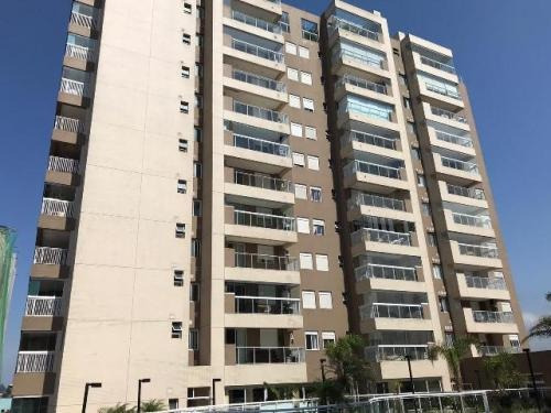 Apartamento Com Varanda Gourmet Em Itanhaém Sp - 6633 Npc