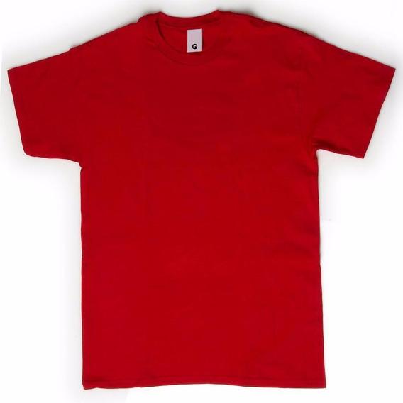 Camiseta Lisa Malha Pv Ou Algodão