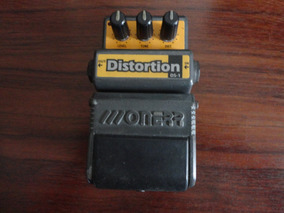 Pedal Distortion Onerr Ds-1