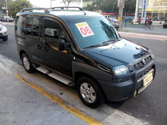 Fiat Doblo 1.8 Adventure 2006