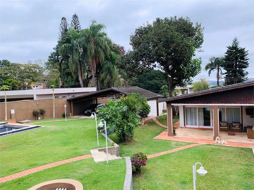 Imagem 1 de 29 de Terrea  Muito Jardim E Mobiliada - Reo399793