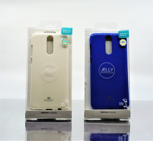 Imagen 1 de 4 de Funda Huawei Mate 10 Lite Mercury Goospery Jelly Case