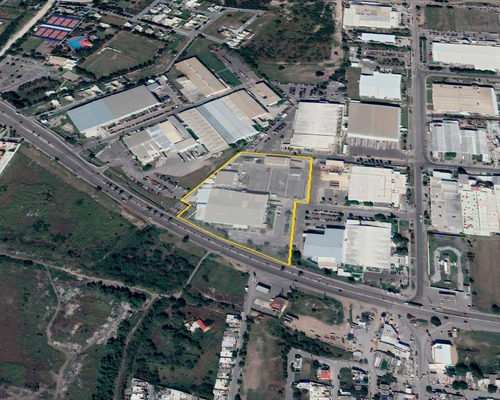 Venta De Nave Industrial En Ciudad Industrial, Matamoros