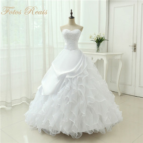 Vestido De Noiva Lindo Casamento Life Isabela Fli-107