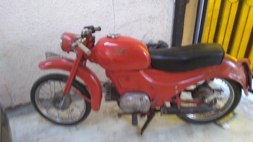 Guzzi Zigolo 98 Cc