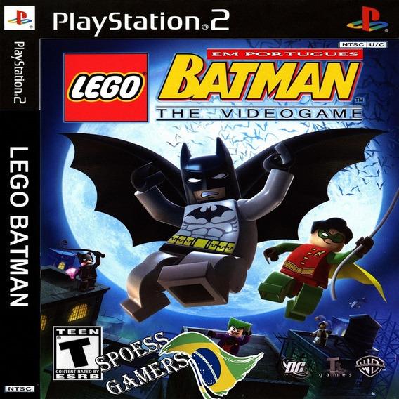 Lego Batman The Video Game Ps2 Patch Portugues
