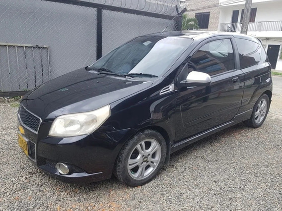 Chevrolet Aveo Emotion 2010 1.6 Gti